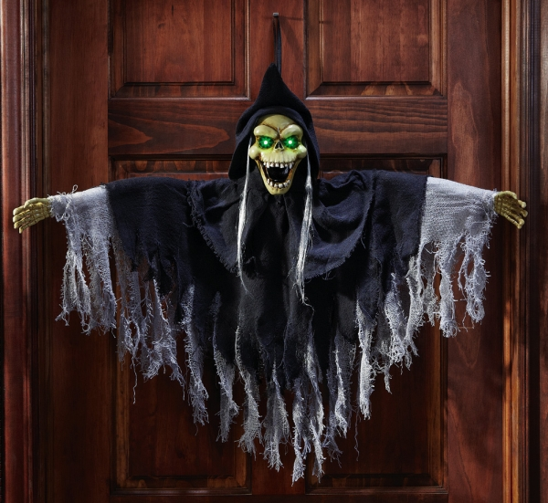 Motion Activated Halloween Ghoul Greeter