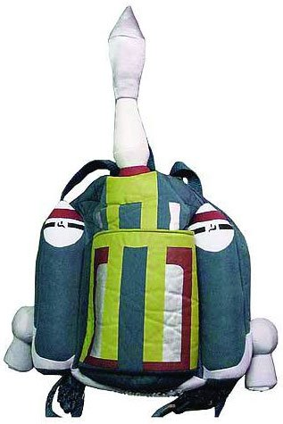 Star Wars Boba Fett Jet Pack Back Buddy