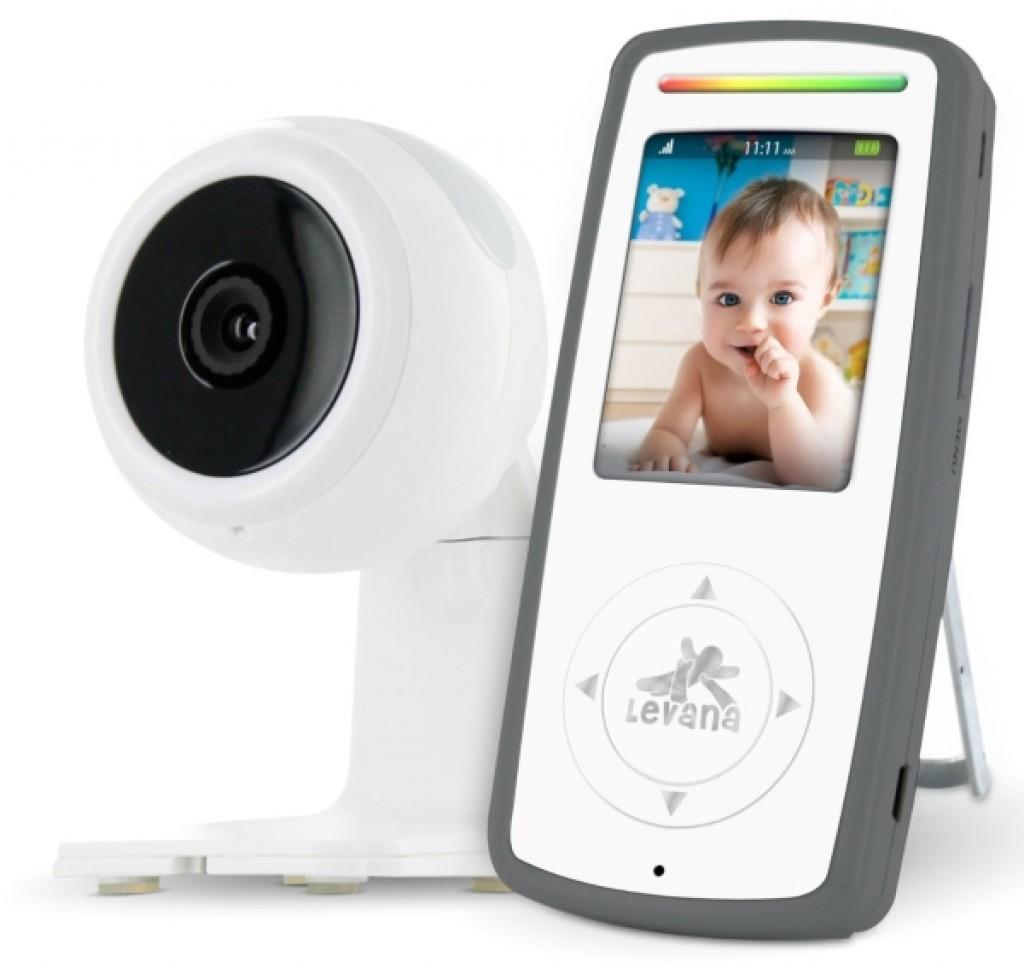 levana era digital wireless video baby monitor gadgets matrix. Black Bedroom Furniture Sets. Home Design Ideas