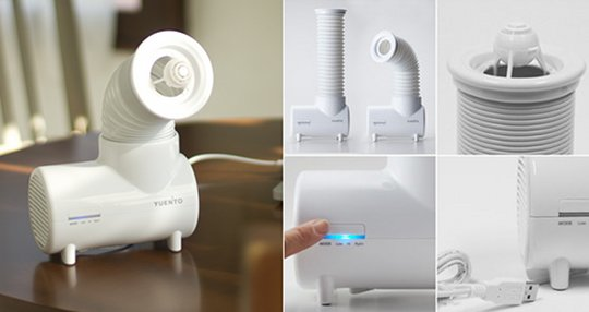 Mini-Elefan USB Air Fan