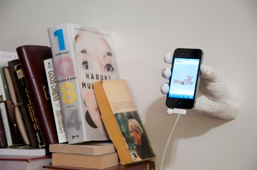 Iphone Hand Dock