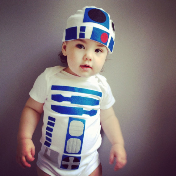 Star Wars Baby Clothes