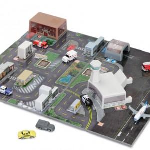 The Car Sensing City Soundscape
