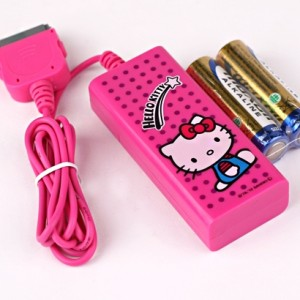 Sanrio Hello Kitty Battery Charger for iPhone 4S/4/iPod