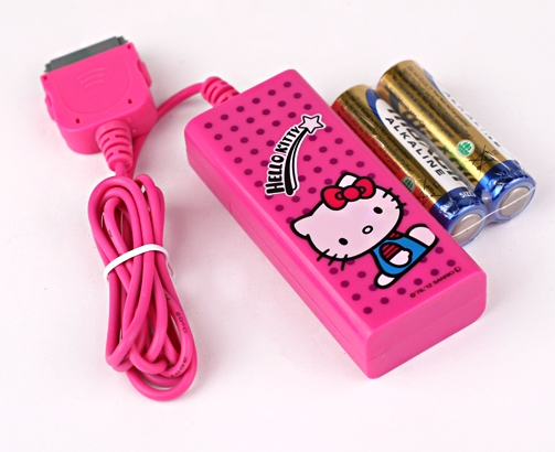 Hello Kitty Battery Charger for iPhone 4S/4