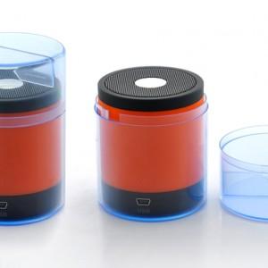 3W Portable Steel Bluetooth Wireless Speaker