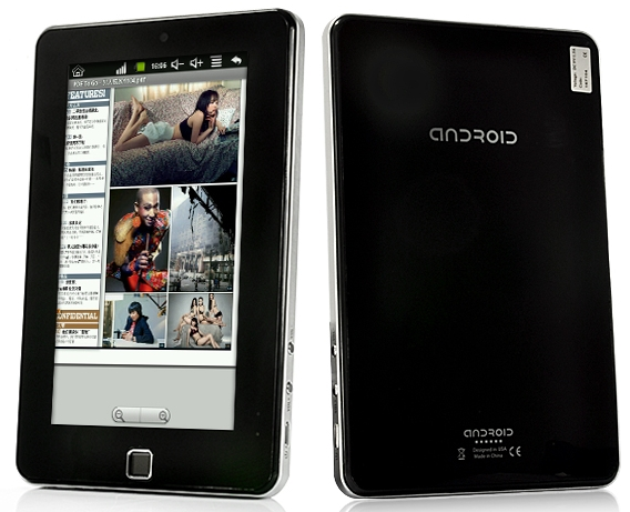 "Android Tablet ""Nine Dragon"""