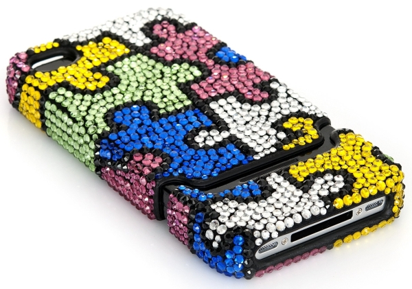 Luxury Crystal Bling Case for iPhone 4 4S
