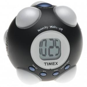 Wake-up Shake and Wake Alarm Clock