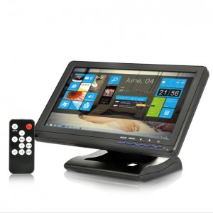10.1 Inch High Quality Wide/Touchscreen Monitor