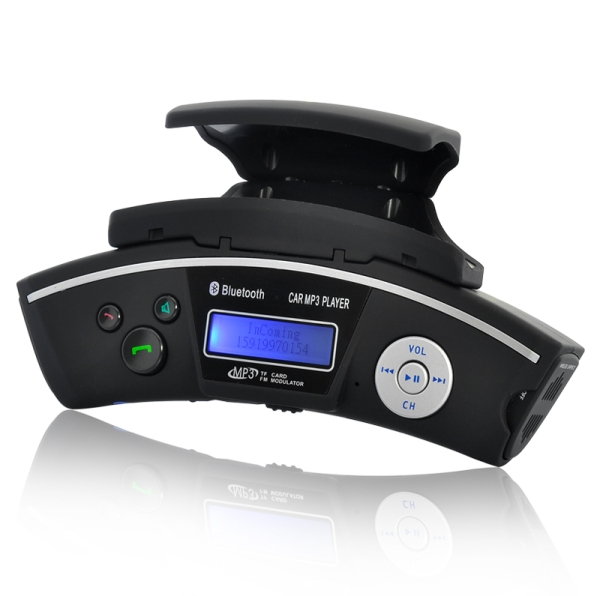 Steering Wheel Mount Bluetooth Caller ID Handsfree