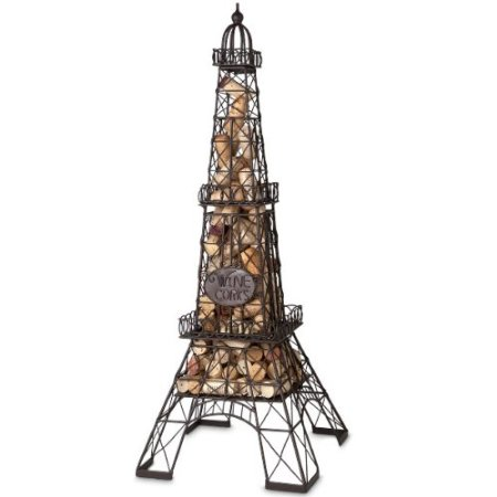 Eiffel Tower Cork Cage