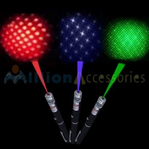 2 in 1 Laser Pointer Kaleidoscopic Pen