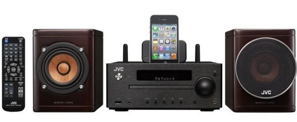 JVC announces the EX-N5 compact Hi-Fi with DLNA and AirPlay