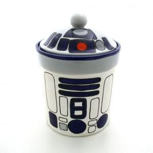 Funny Cookie Jar for Sci Fi Fan