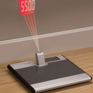 Digital Scale with Projection
