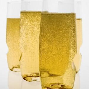 Shatterproof Champagne Flute Wine Glass