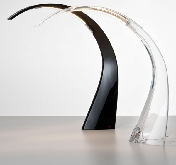 Taj is the latest in the Kartell Lights family