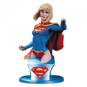 DC Comics New 52 Superheroes Supergirl Bust