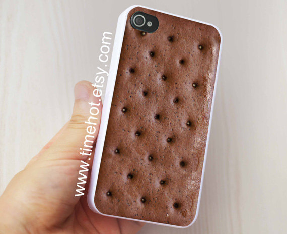 Ice Cream Sandwich iPhone 5 case