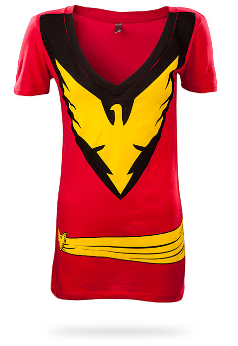 Dark Phoenix Costume Babydoll