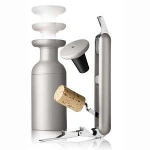 Menu Waiter's Cork Screw and Vacuum Pump Norm ash