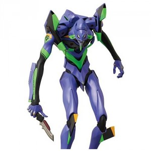 Neon Genesis Evangelion 2.0 EVA-01 RAH Action Figure