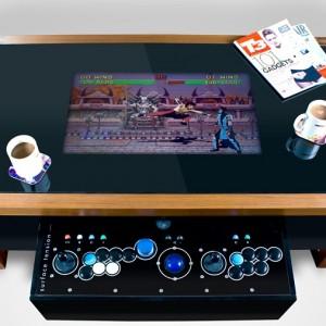 Arcane Arcade Table