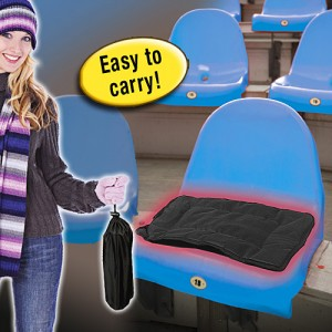 RECHARGABLE SEAT WARMER