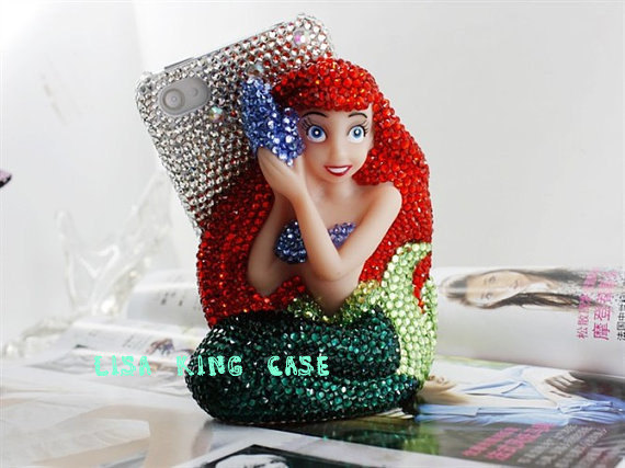 Bling 3D iphone 5 case