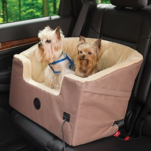 The Heated Pet Car Seat