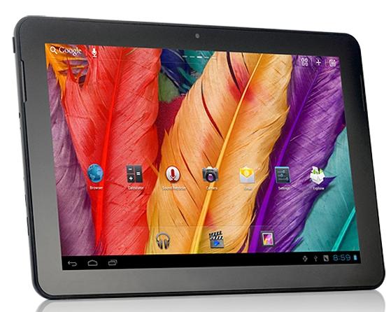 "Android 4.0 Tablet ""Starlight"""