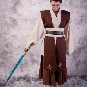 Female Star Wars Costume