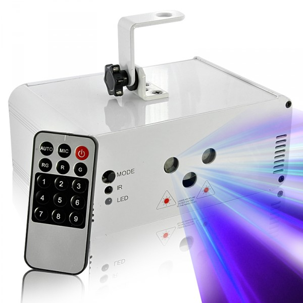 "Laser Effects Projector ""Lasertron"""