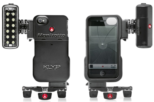 Manfrotto KLYP case for iPhone