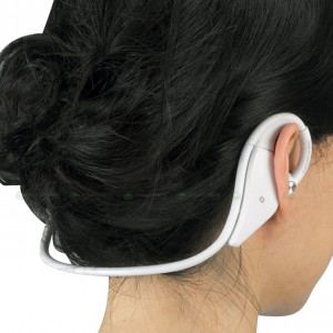 Buffalo Japan new Waterproof Bluetooth headphones
