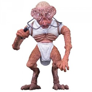 Outer Limits Creature Collection Alien Thetan Statue