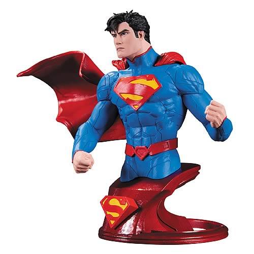 DC Comics Super Heroes Superman New 52 Bust