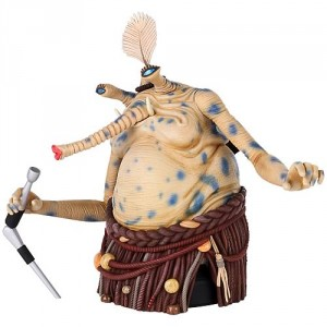 Star Wars Sy Snootles Max Rebo Band Mini-Bust