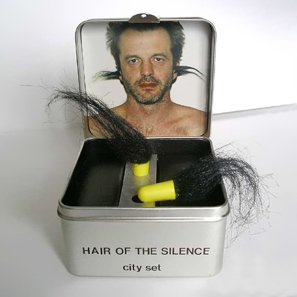 Hair of the Silence Ear Plugs