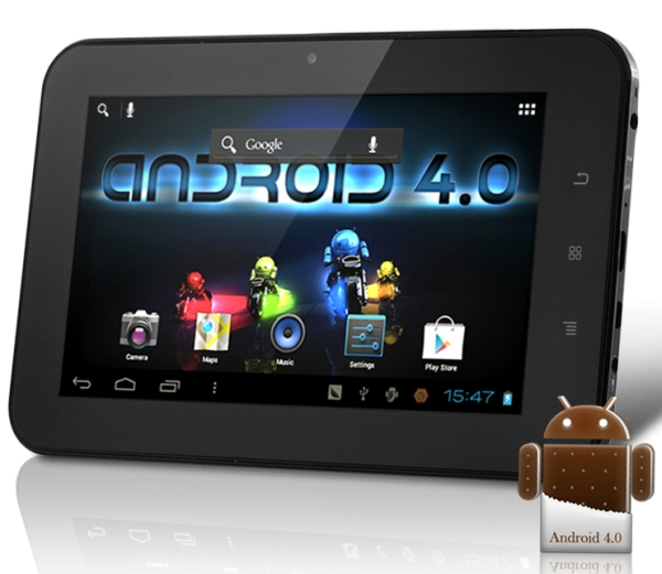 "Android 4.0 Tablet PC ""Xinc"""