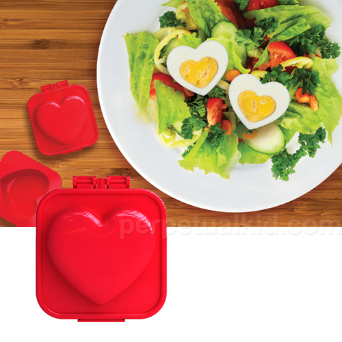 HEART SHAPED EGG MOLD