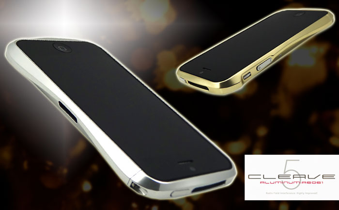 Cleave Aluminum Bumper iPhone 5 Case