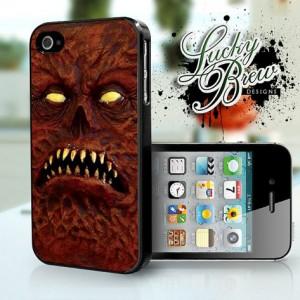 iPhone 4 4s Hard Case -Evil Dead Necronomicon Book