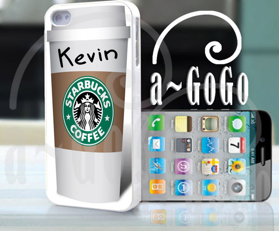 Starbucks Coffee Cup designi Phone 5 case