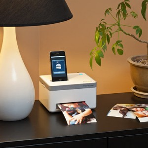 Photo Cube - iPhone Photo Printer