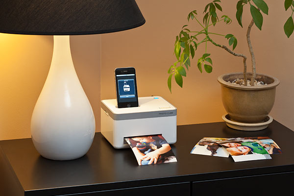 Photo Cube – iPhone Photo Printer
