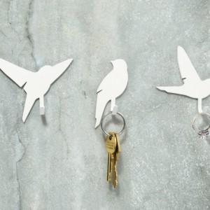 Bird Wall Hooks