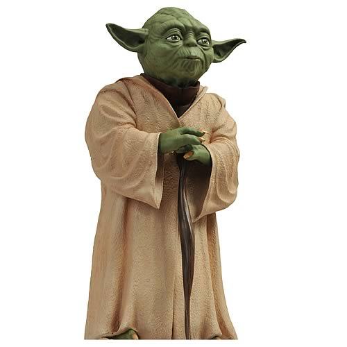 Star Wars Yoda Vinyl Bank