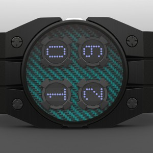 Chunky Style LED watch